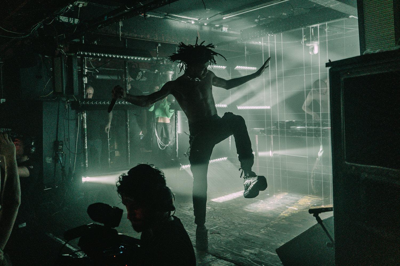Live Review: SCARLXRD – Electrowerkz, London 15/03/19 — When