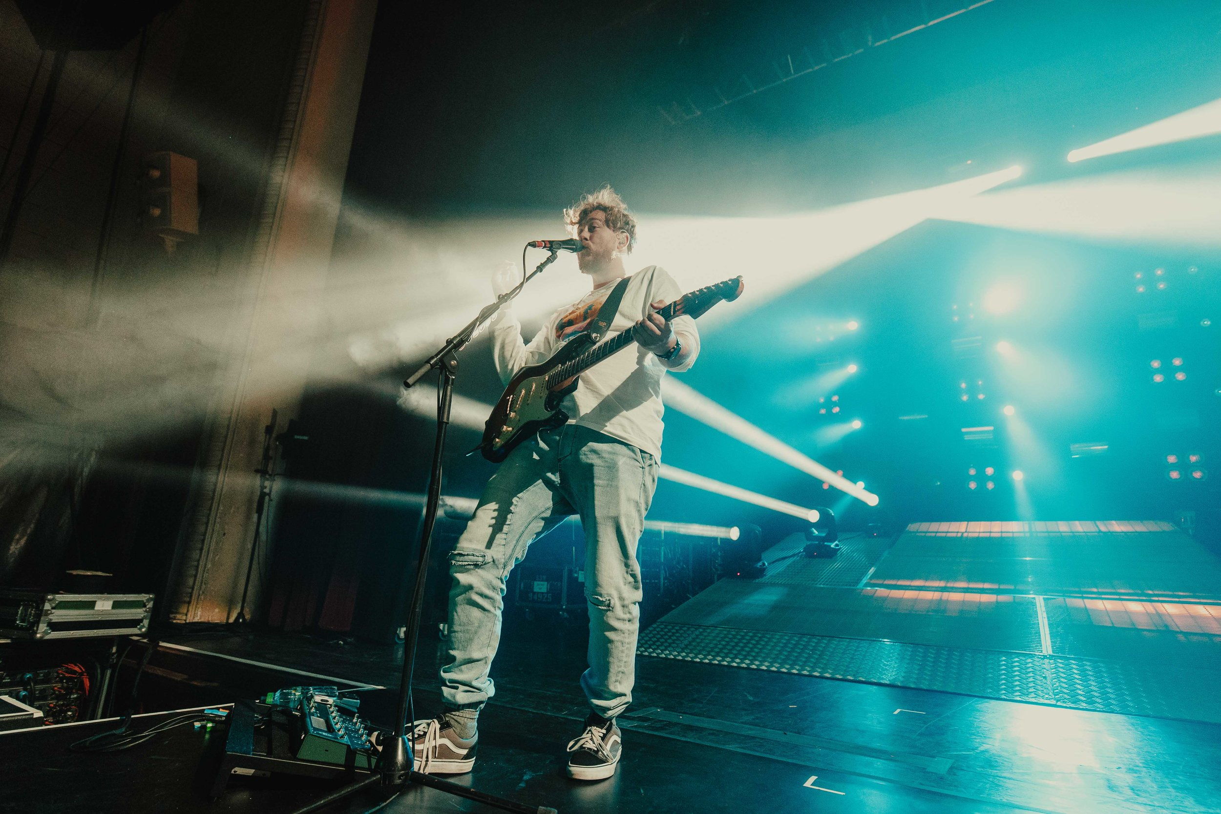 Live Review: Busted - O2 Guildhall, Southampton 25/02/19
