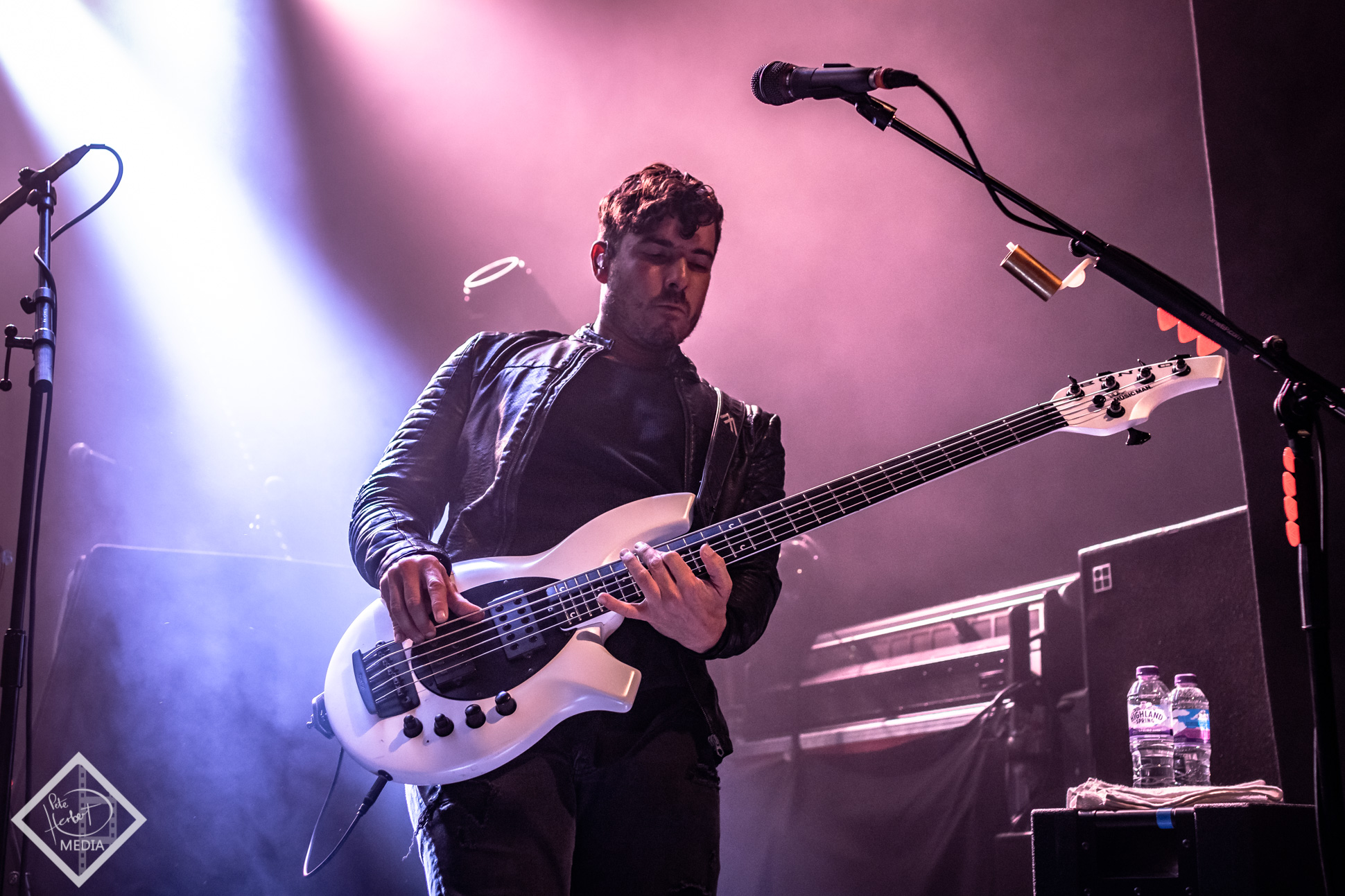 Nothing More - Kentish Town Forum - 18.04.19 - London-6.JPG