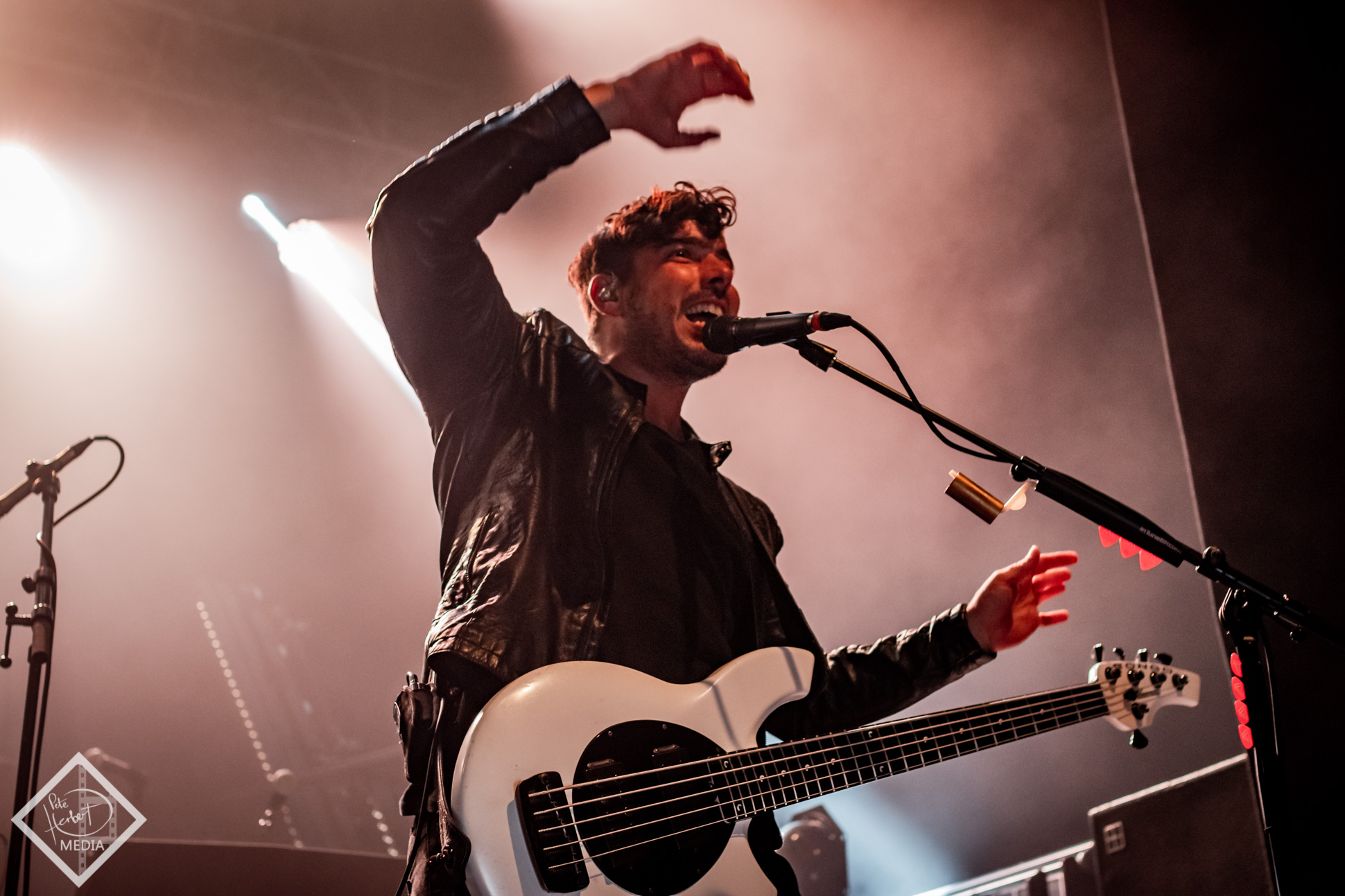 Nothing More - Kentish Town Forum - 18.04.19 - London-15.JPG