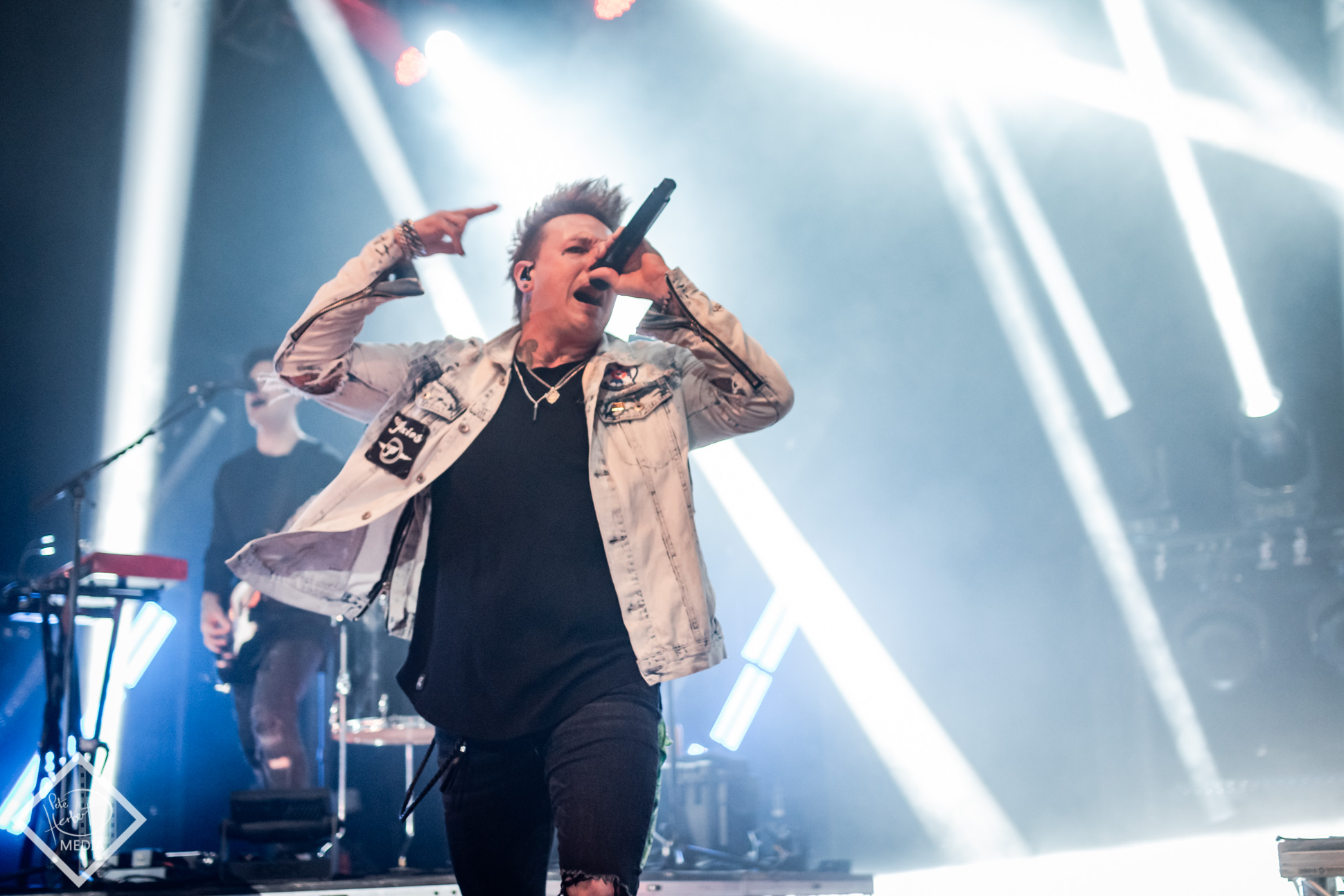 Papa Roach - Kentish Town Forum - 18.04.19 - London-1.JPG
