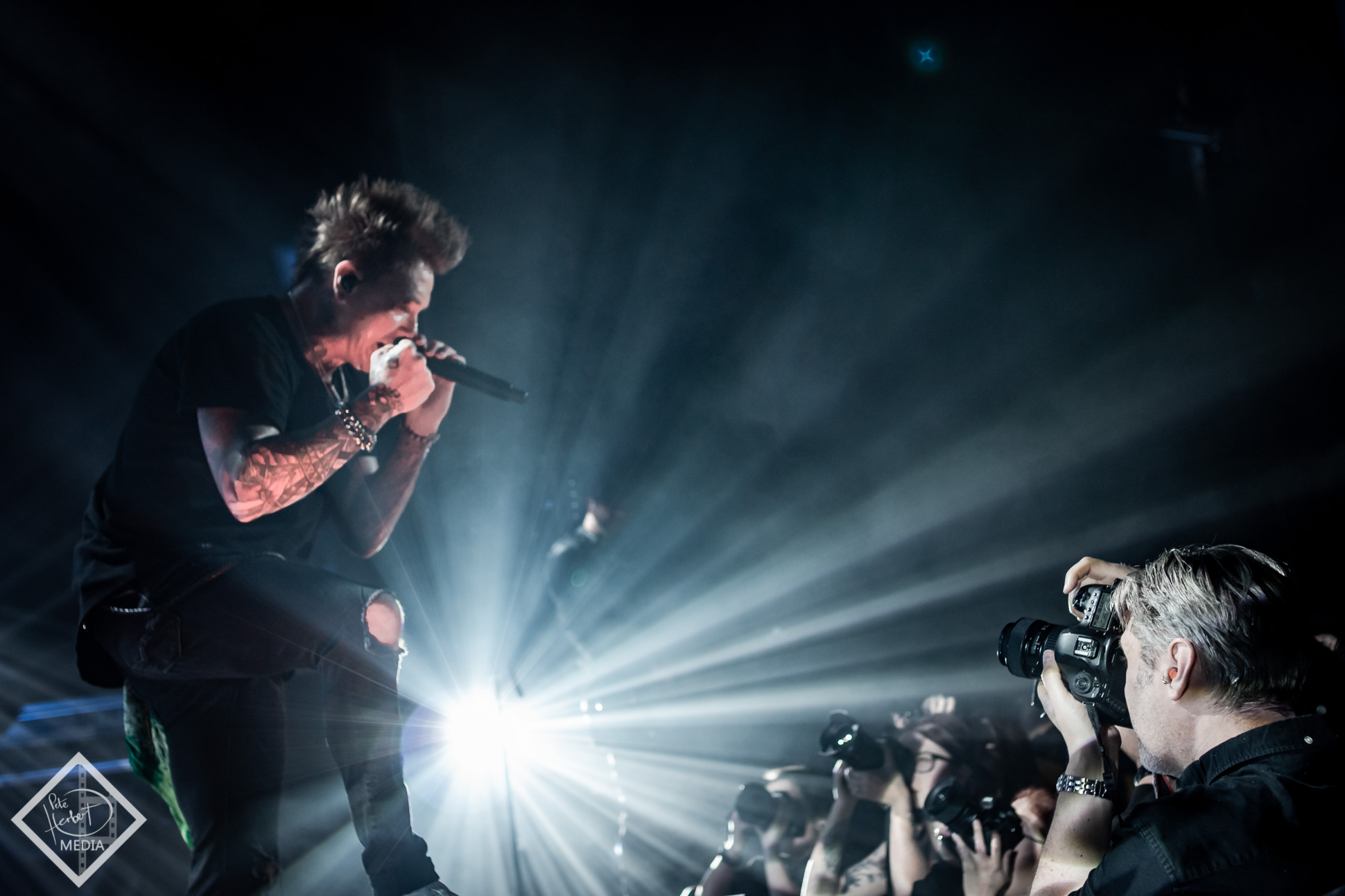Papa Roach - Kentish Town Forum - 18.04.19 - London-8.JPG