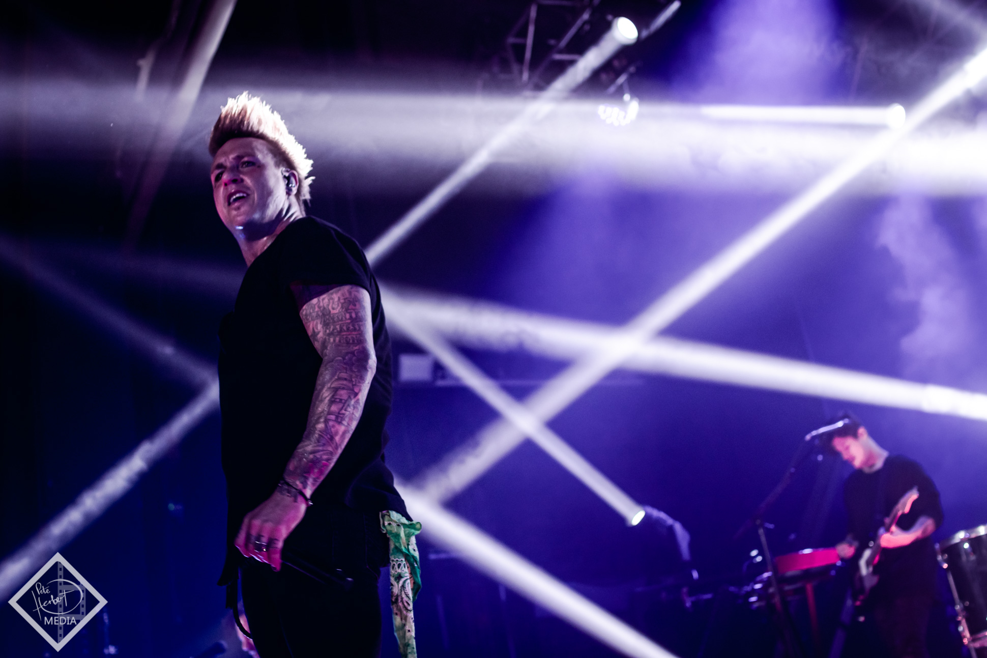 Papa Roach - Kentish Town Forum - 18.04.19 - London-11.JPG