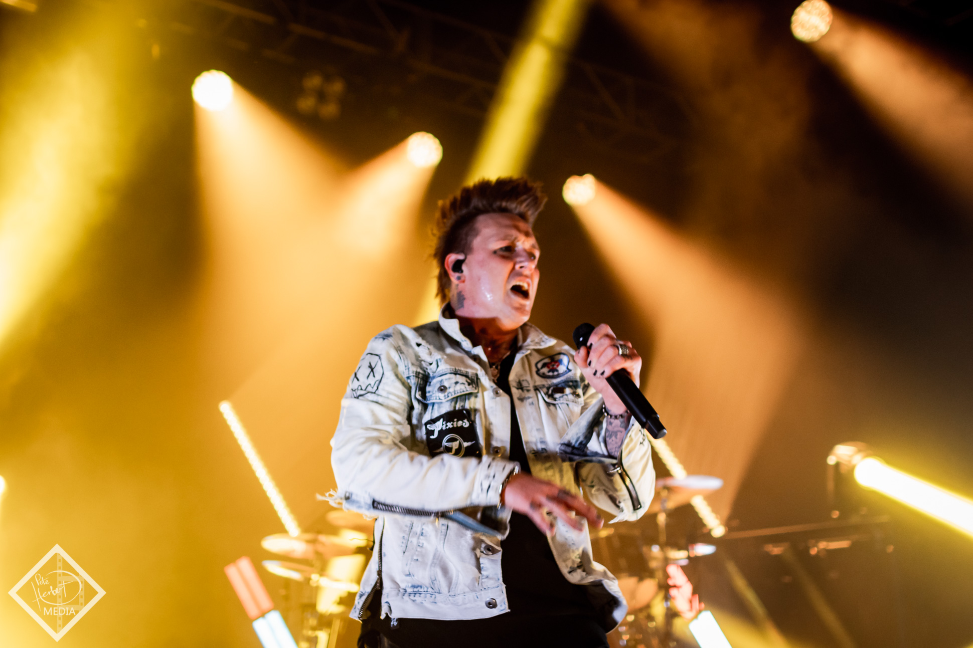 Papa Roach - Kentish Town Forum - 18.04.19 - London-13.JPG
