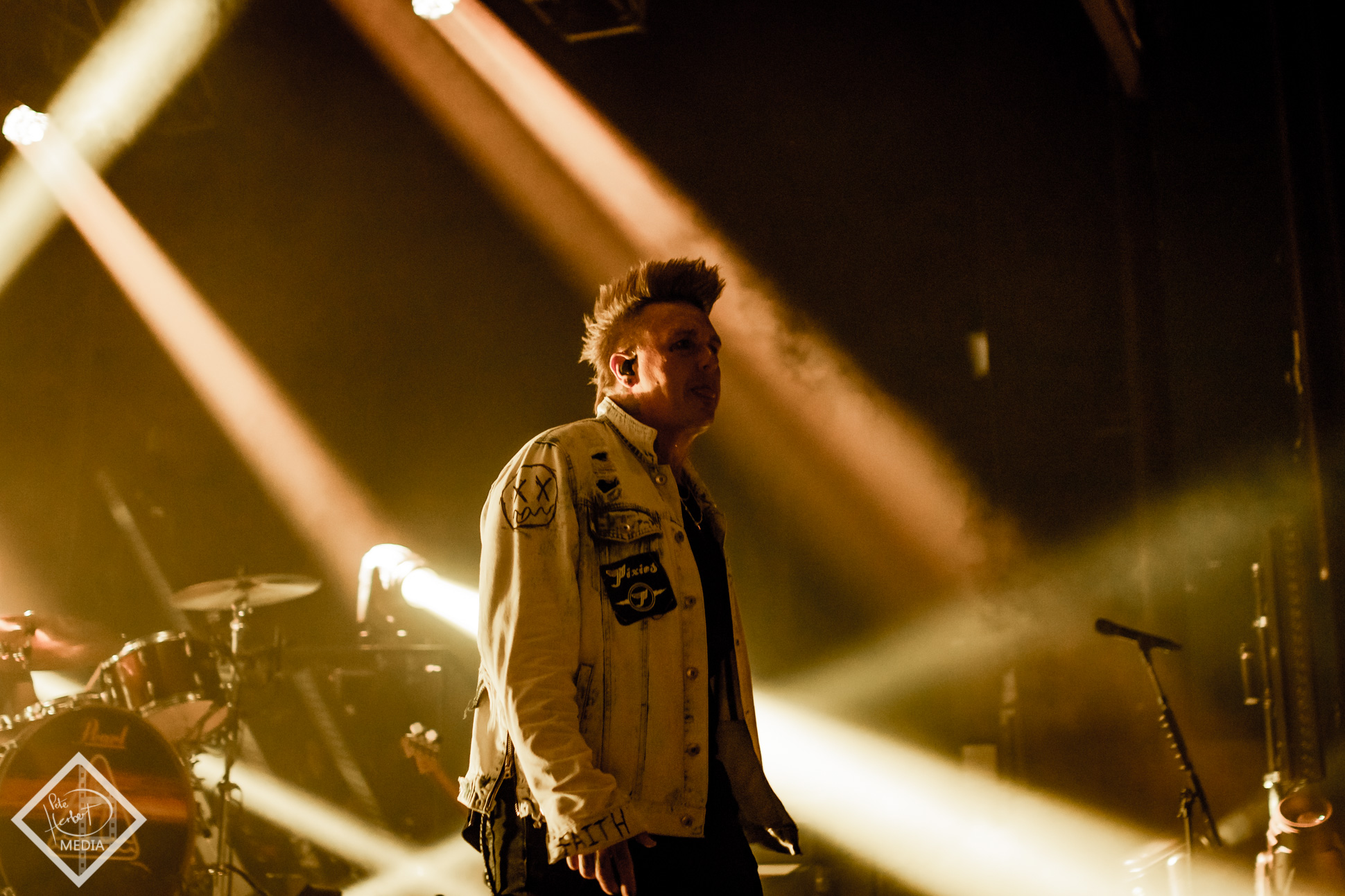 Papa Roach - Kentish Town Forum - 18.04.19 - London-12.JPG