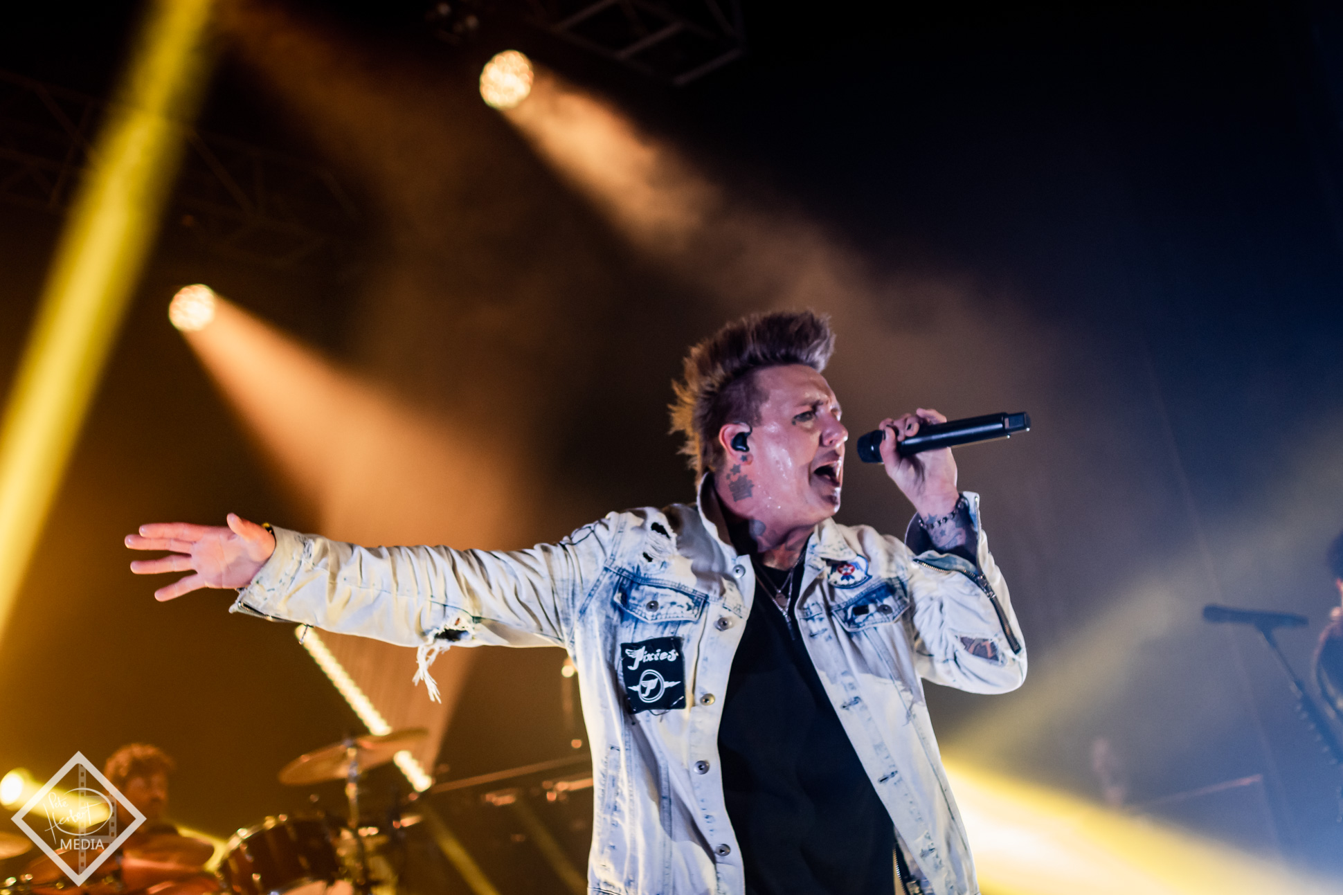 Papa Roach - Kentish Town Forum - 18.04.19 - London-14.JPG