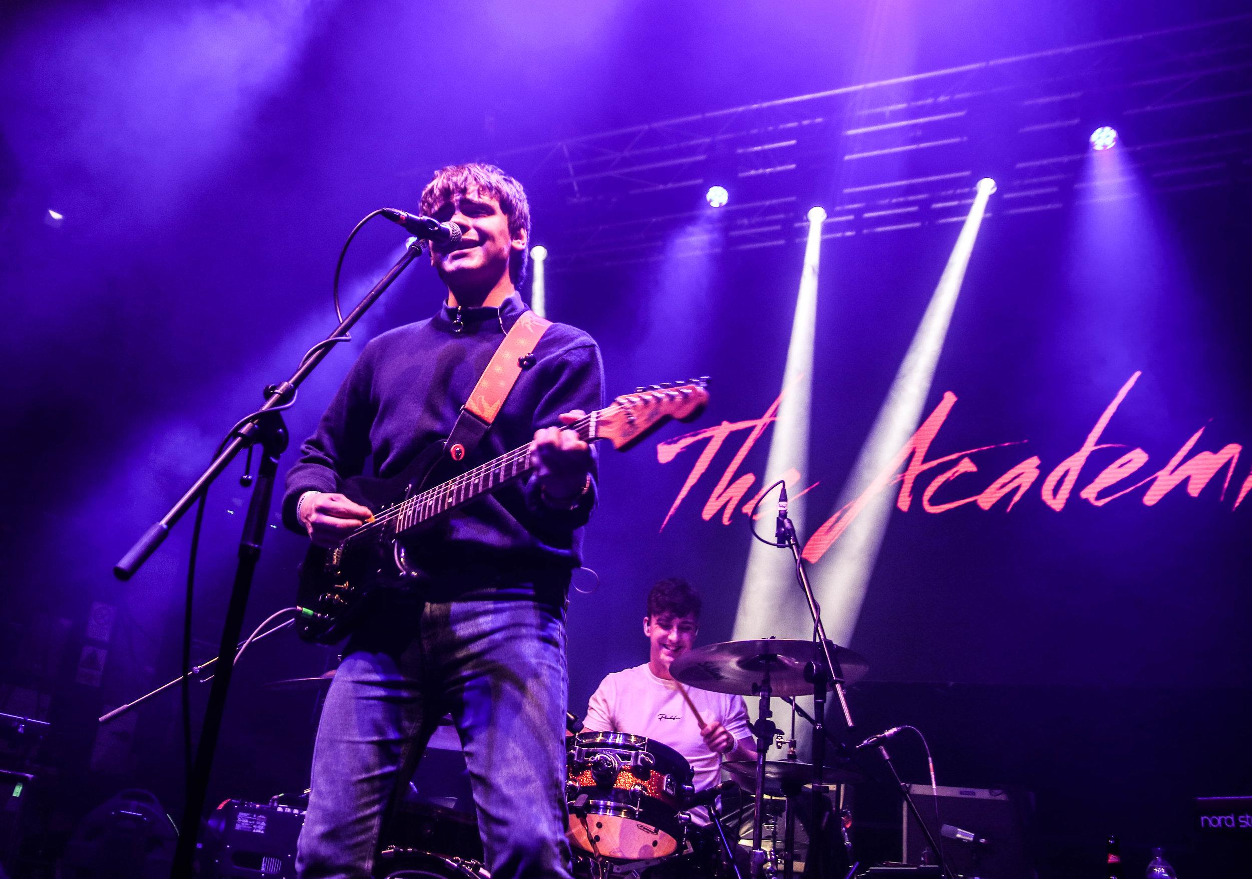 The Academic - Hit The North Festival - O2 Academy 1-5.jpg