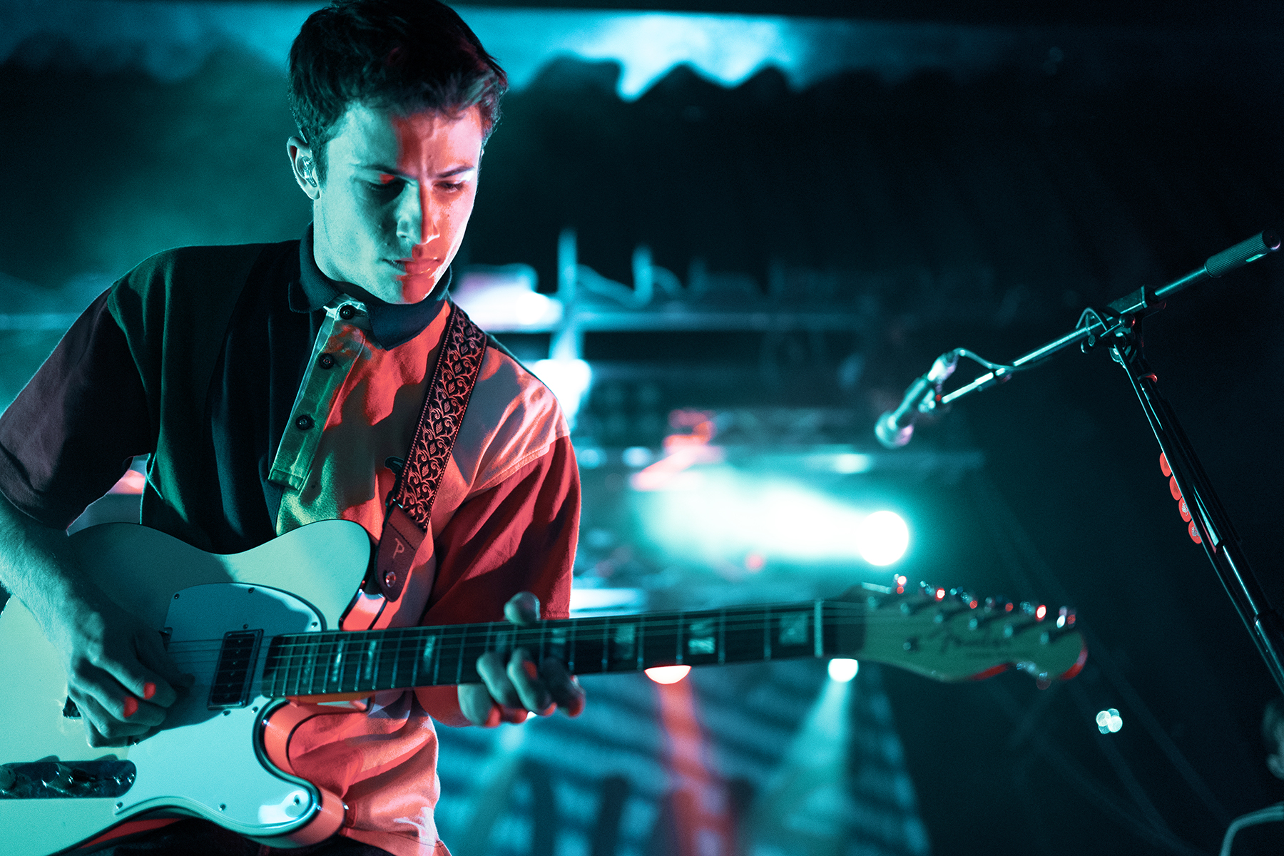 Wallows - Electric Brixton - 06_06_19 - Milly McAlister 1 .jpg
