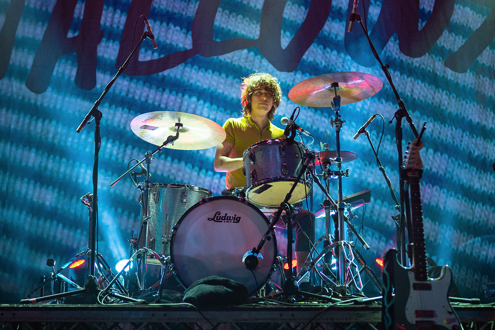 Wallows - Electric Brixton - 06_06_19 - Milly McAlister 5.jpg