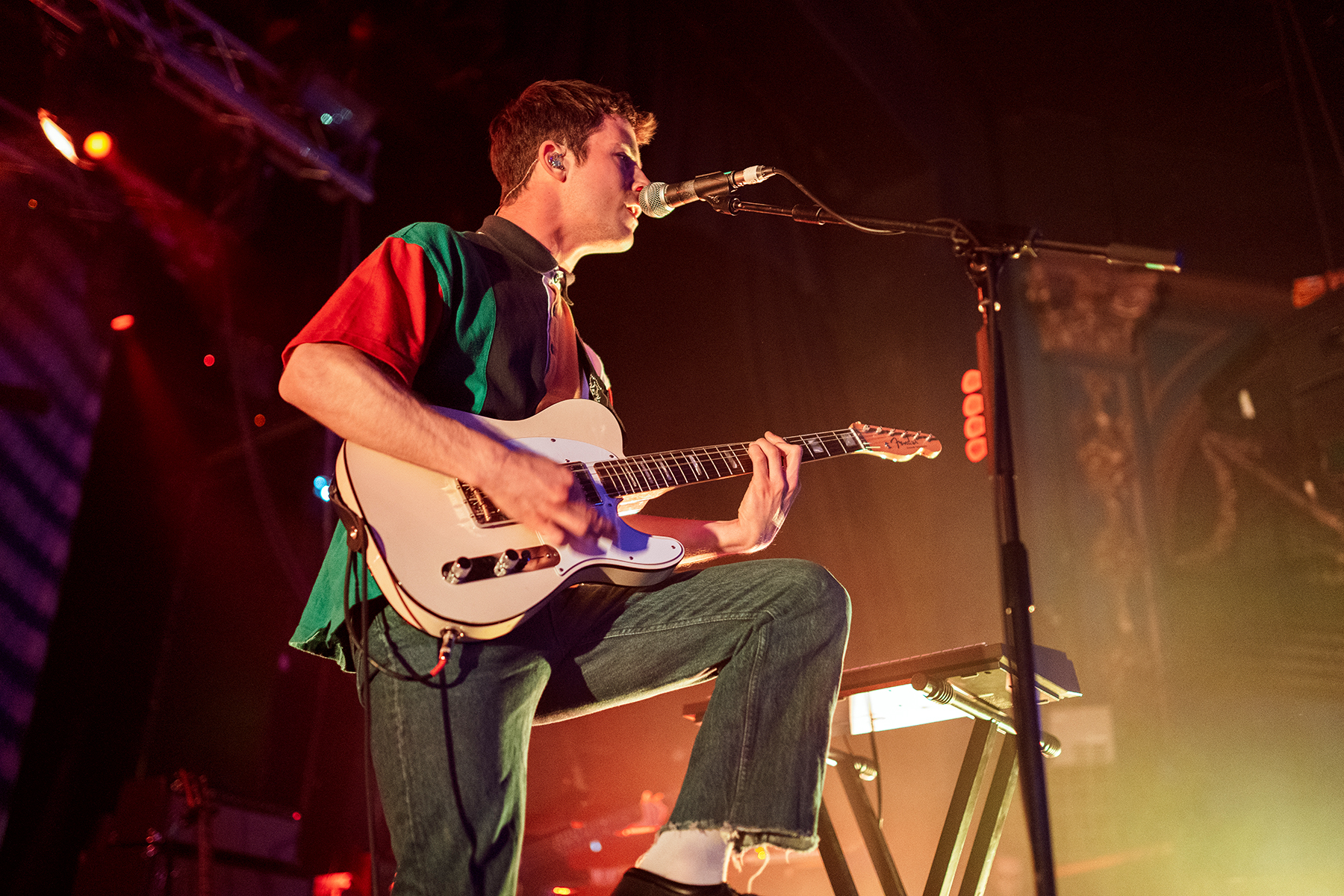 Wallows - Electric Brixton - 06_06_19 - Milly McAlister 10.jpg