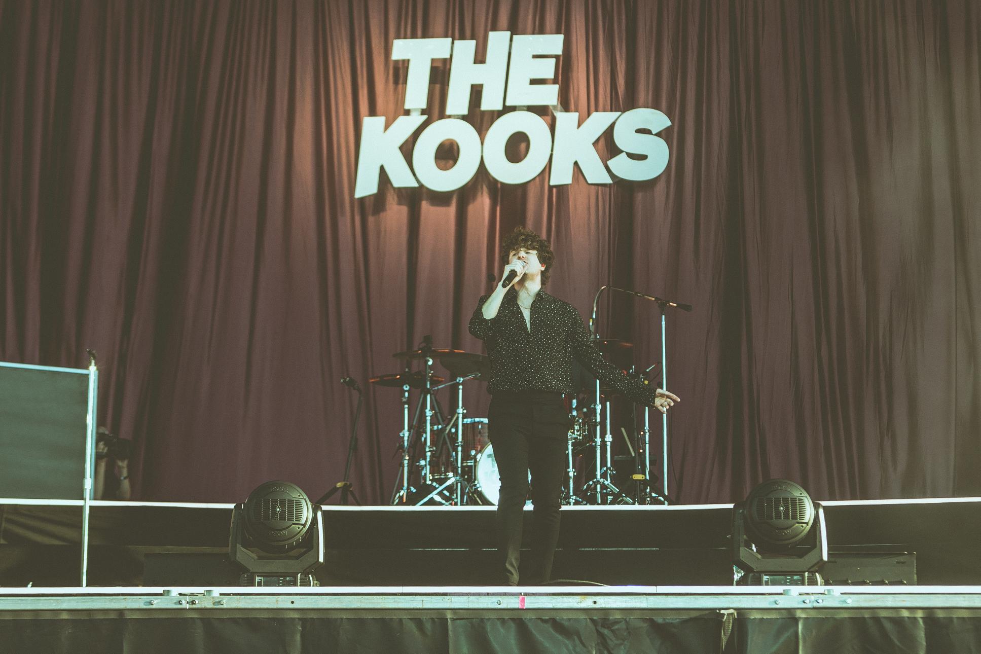 The Kooks - Community Festival 2019 - Ant Adams-10.jpg