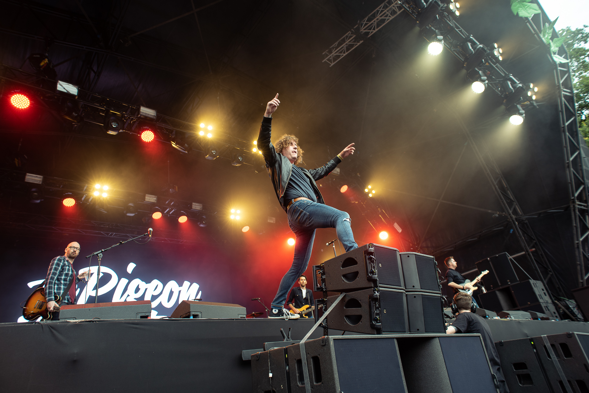 Kendal Calling - The Pigeon Detectives - Friday-5.jpg