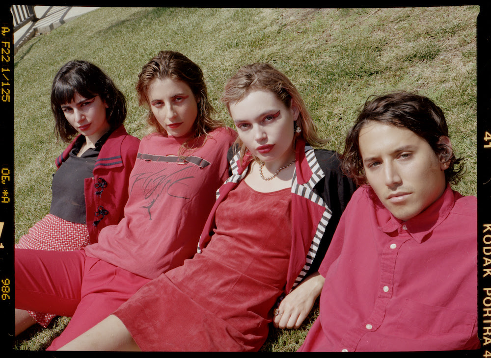 The Paranoyds - 'Face First'