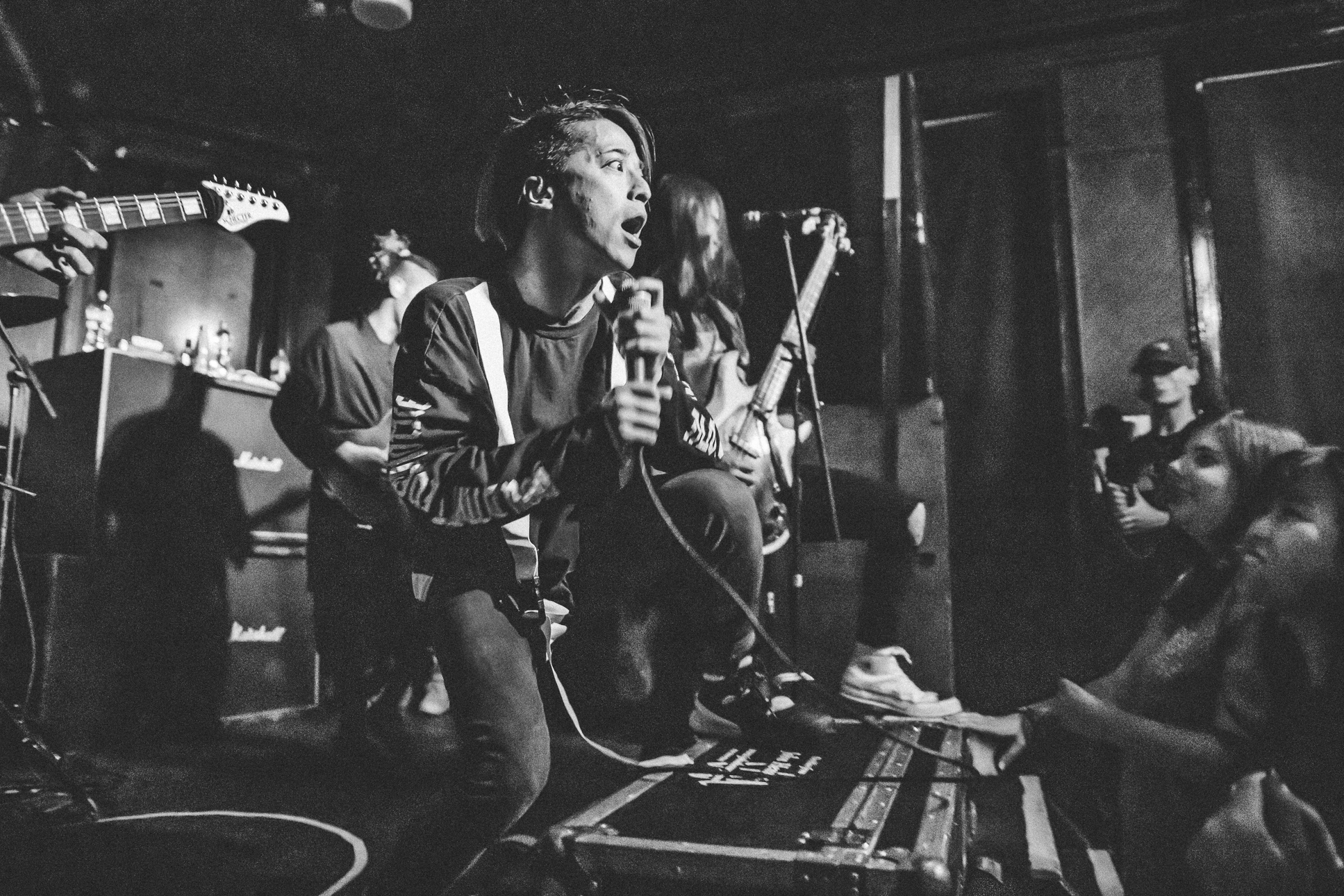 Survive Said The Prophet - Star and Garter - Manchester -  7th Sep - Apertunes-12.jpg
