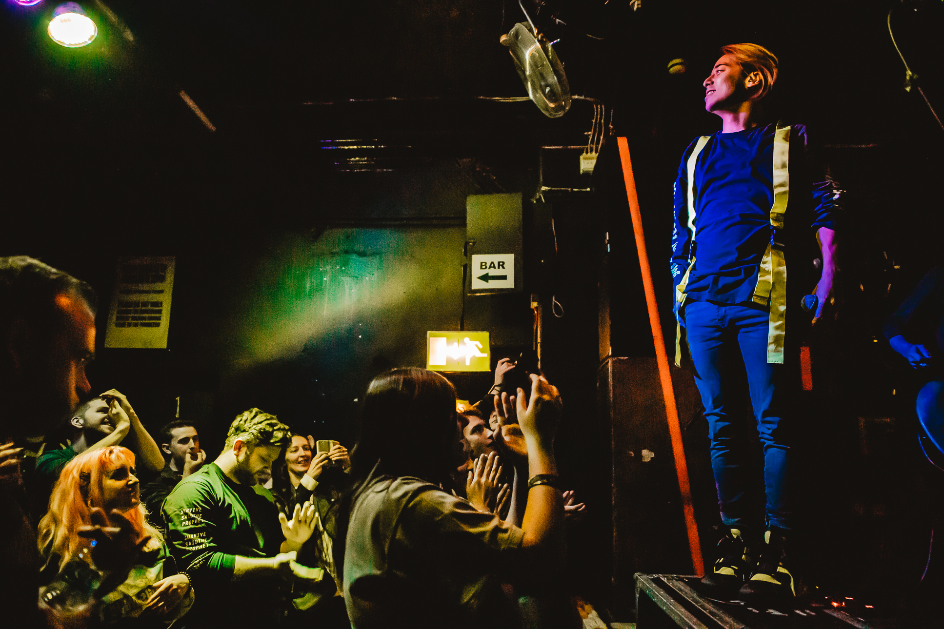 Survive Said The Prophet - Star and Garter - Manchester -  7th Sep - Apertunes-27.jpg