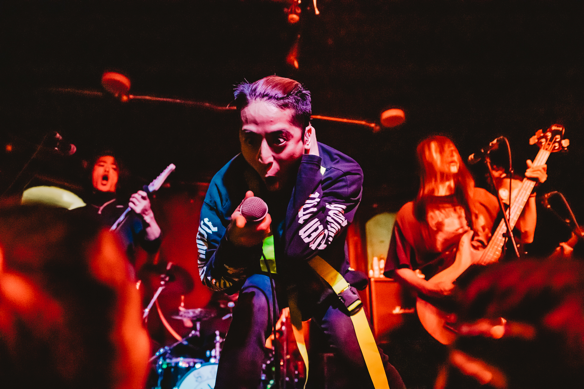 Survive Said The Prophet - Star and Garter - Manchester -  7th Sep - Apertunes-19.jpg