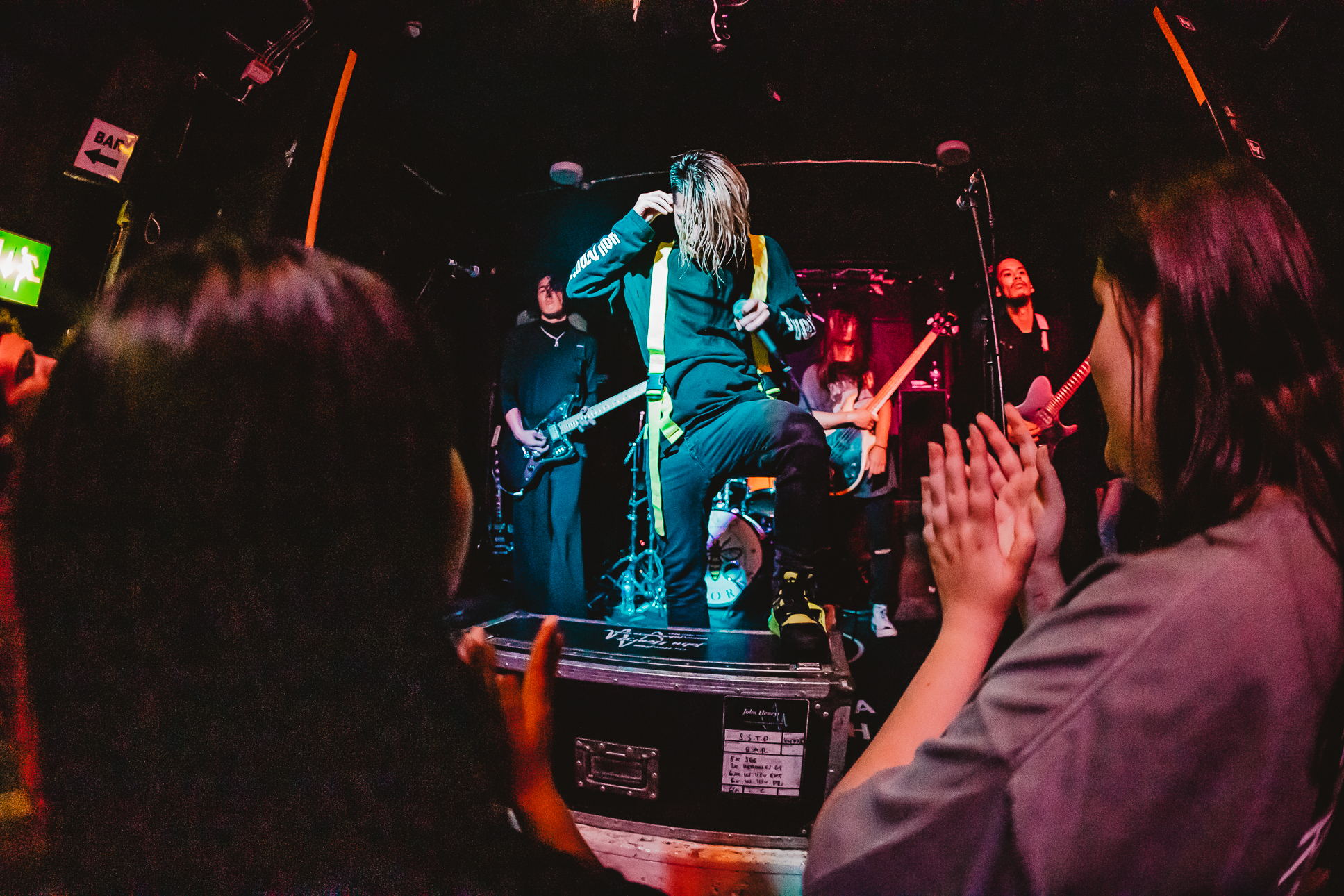 Survive Said The Prophet - Star and Garter - Manchester -  7th Sep - Apertunes-68.jpg