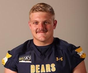 Zach Wilkinson. Photo via UNC Athletics.