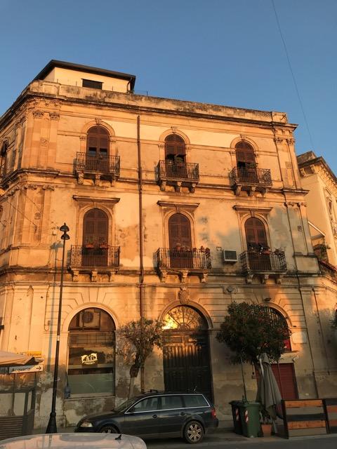 Premier Models Men's Director Harley David selects Ortigia in Sicily