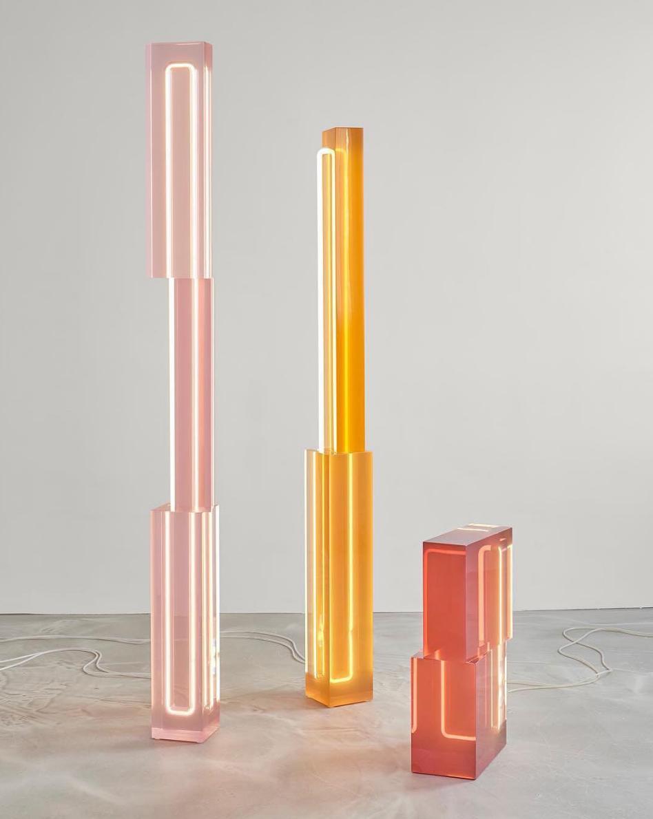 Machine-A Senior Buyer Bryant Lee selects 'Totem Lights' by Sabine Marcelis