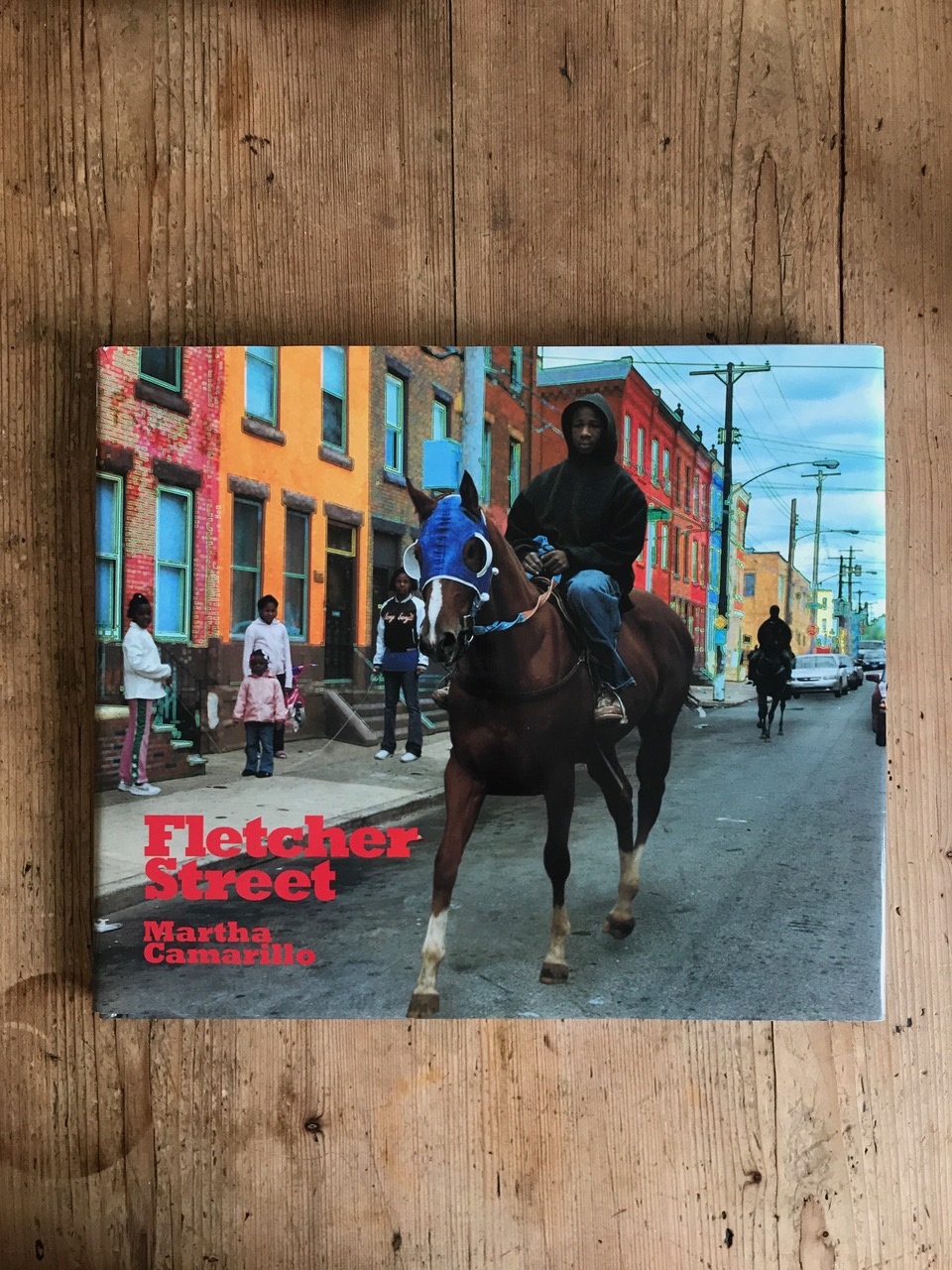 Film and Art Director Arnaud Bresson selects Fletcher Street by Martha Camarillo