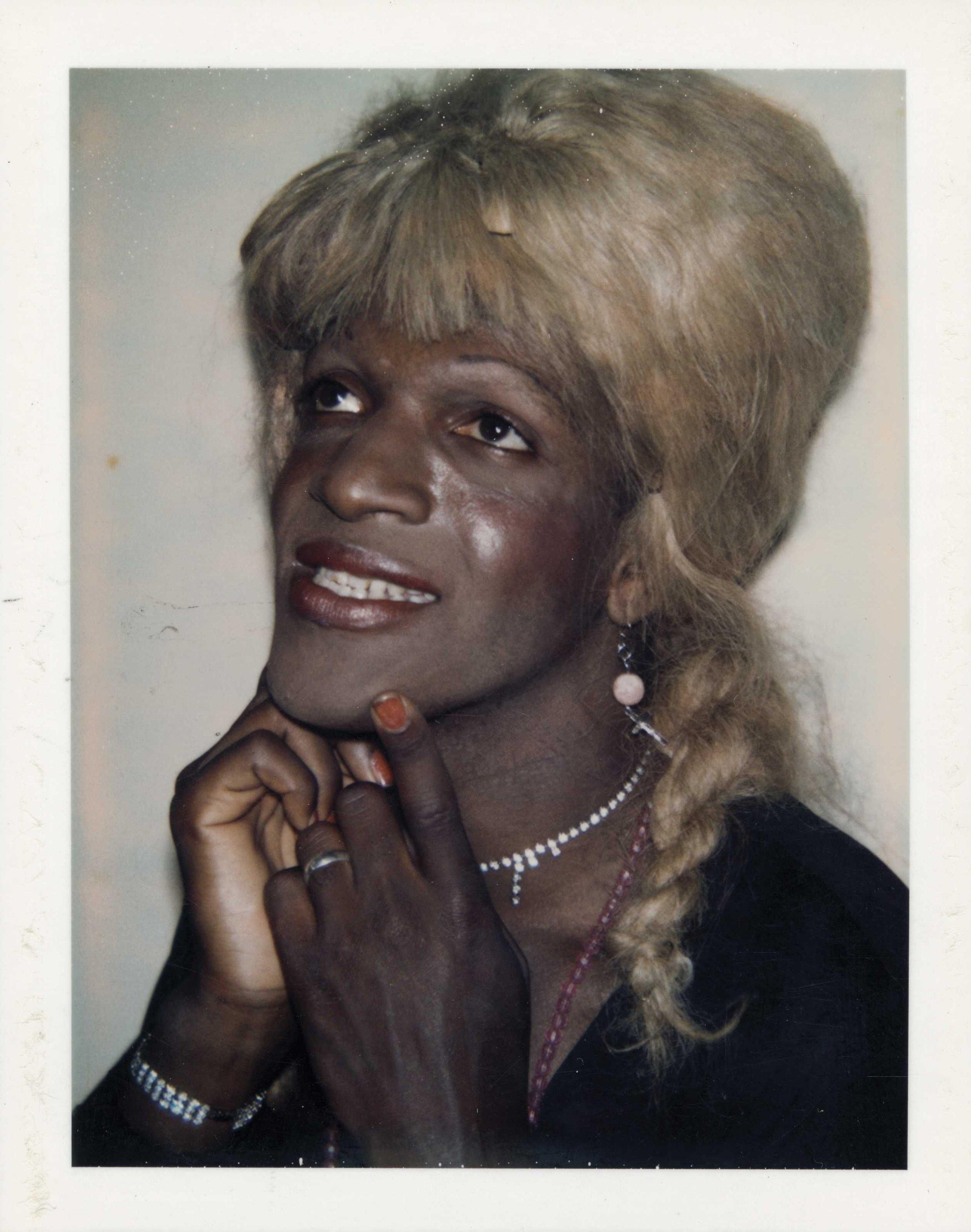 Chris Prescott of Finch and Partners Creative selects transgender pioneer and activist Marsha P. Johnson