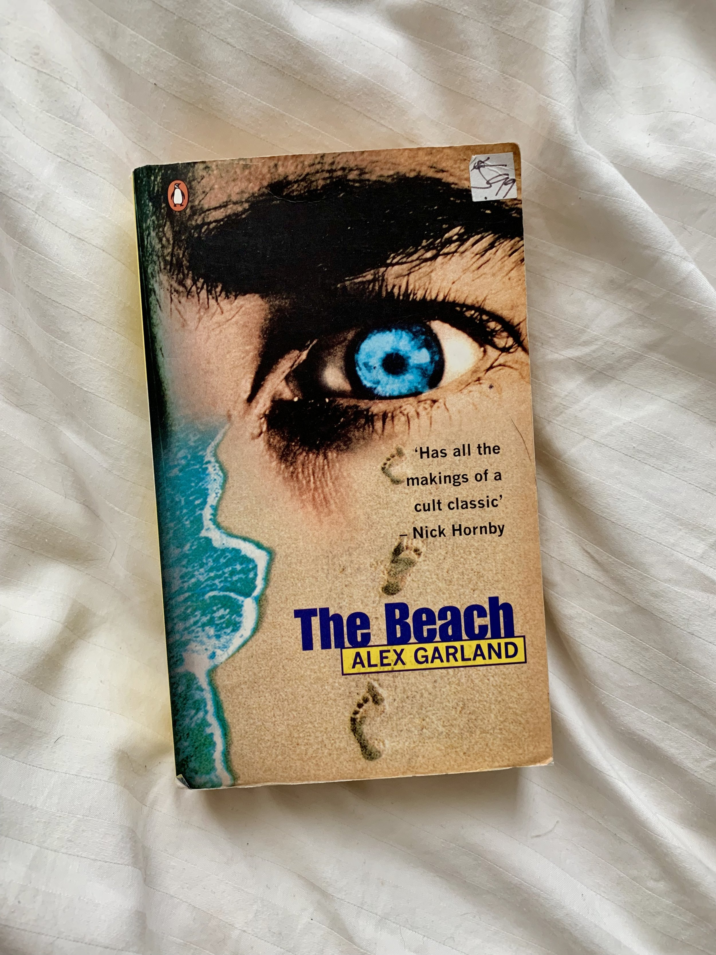Artist Bee Beardsworth selects  The Beach  by Alex Garland