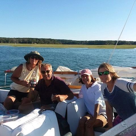 Oma's enjoyed @milespaddled last weekend in Madison, Wisconsin!!! #milespaddled #wisconsin #craftspirits #omasspirits #cherries🍒 #summer #cherry #oma #cherryvodka