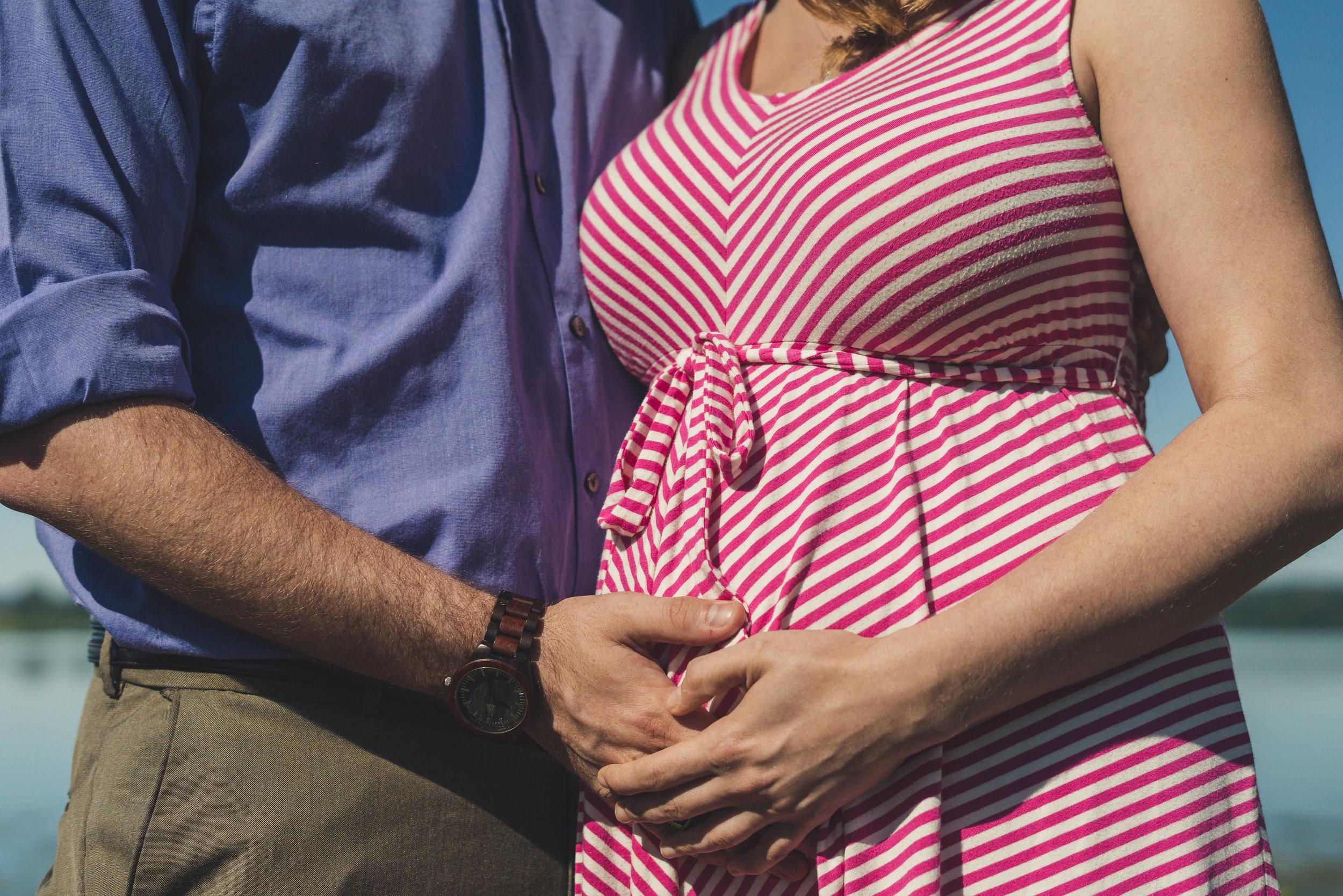 Couple's Maternity Shoot, Syracuse NY