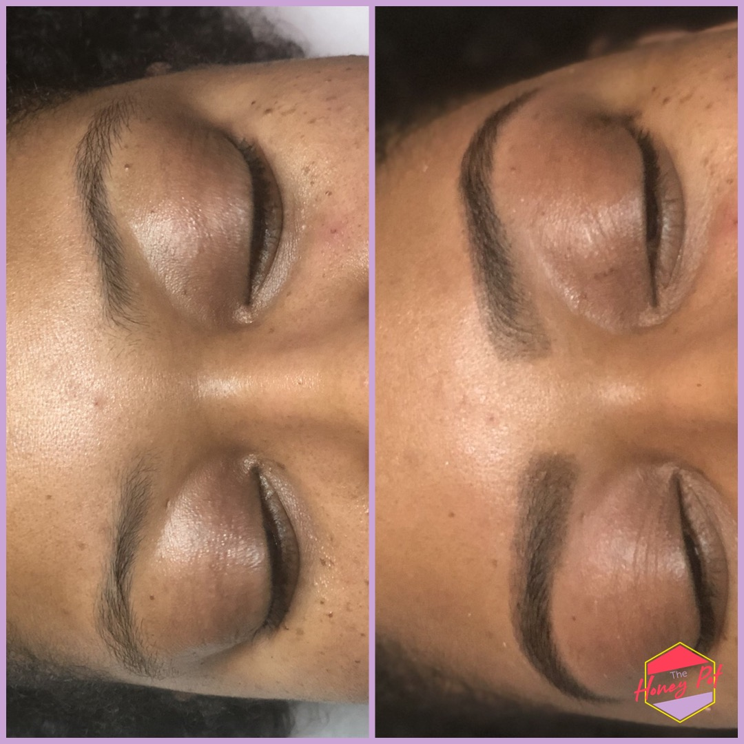 Brow Tint & Reshaping