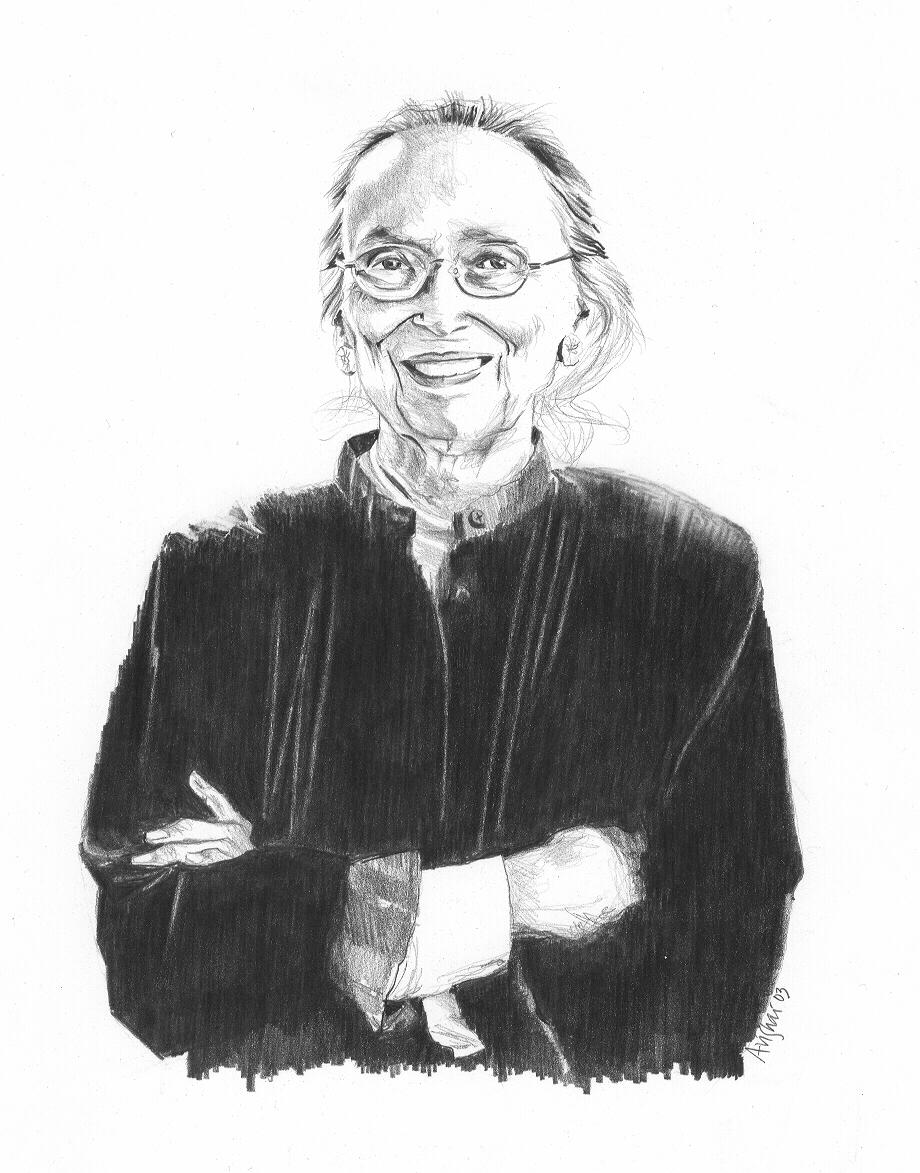 Mary Ward Brown