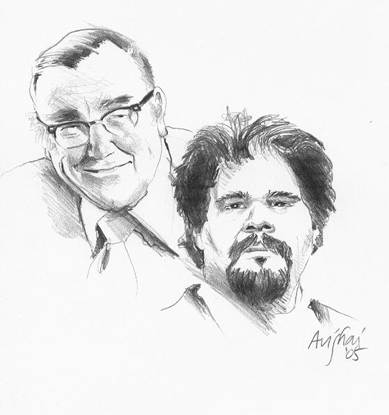 Charlie Davis & Stephen Murabito