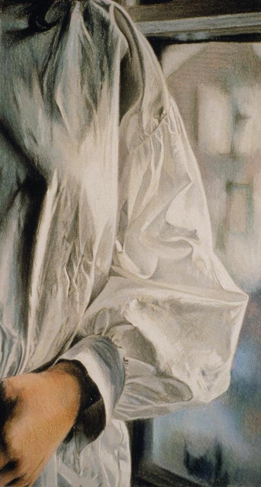 "poet's Sleeve  10""x6""  (sold)"