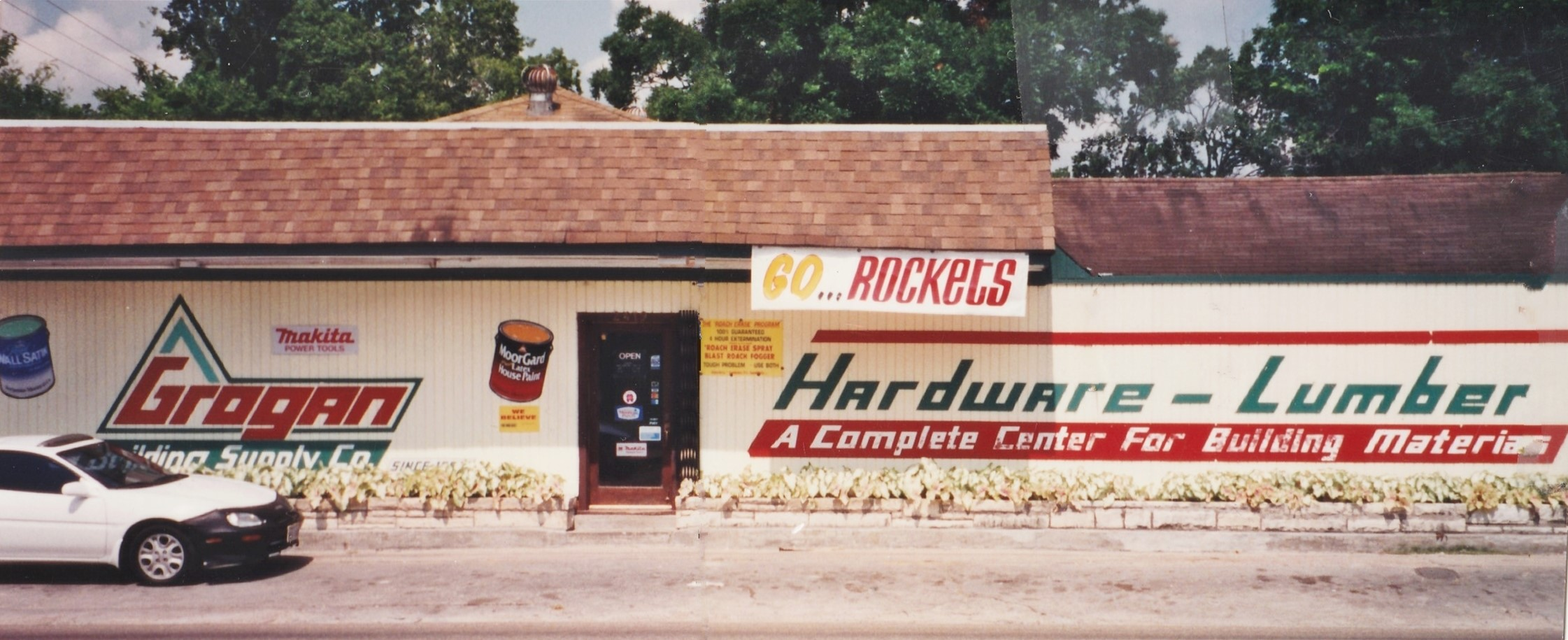 Grogan Building Supply 1994