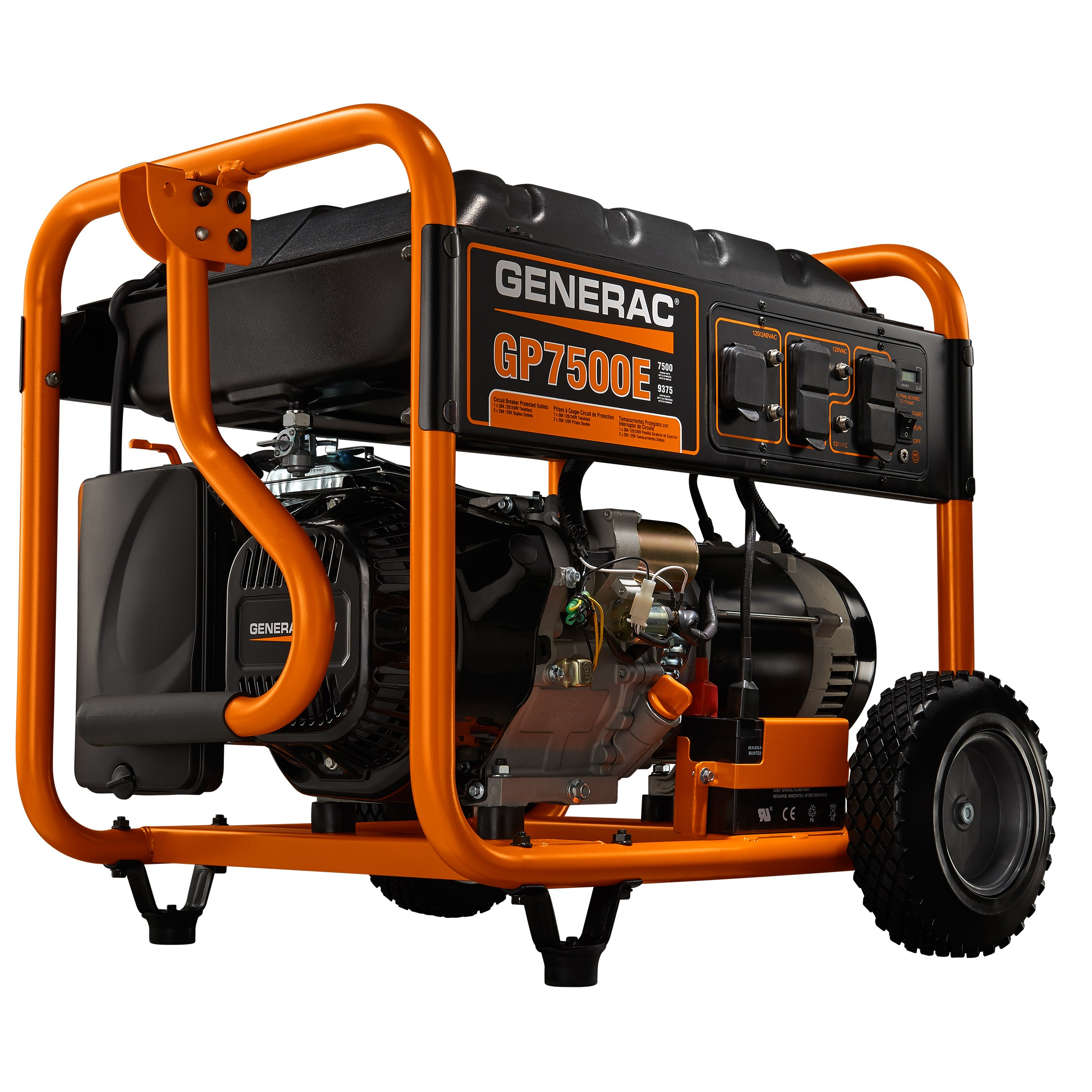 Manual Backup Power Generac Generator Backup Power Solutions, Elora, Ontario