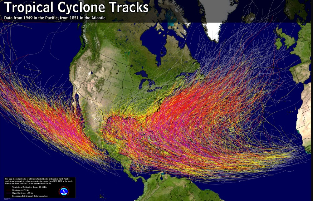 Source, National Hurricane Center