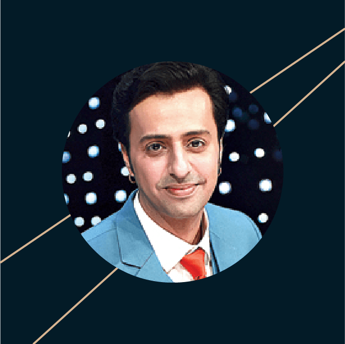 """""""I've always liked Gagan's musical expression in whatever he does. His passion and dedication is remarkable. I've had a great time working with him on a couple of projects."""" - — Salim Merchant, Internationally Acclaimed, Award Winning Music Directors"""