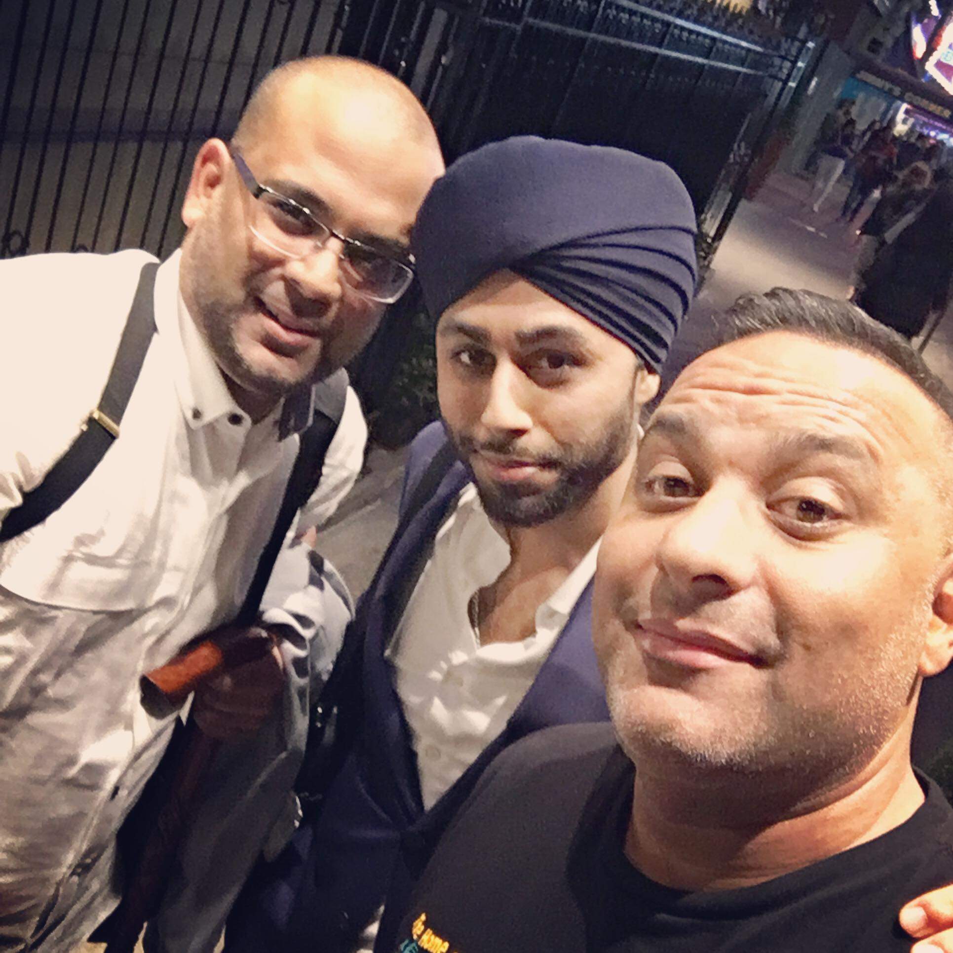 with Russell Peters - The Chatwal Hotel Manhattan - 2018.jpg