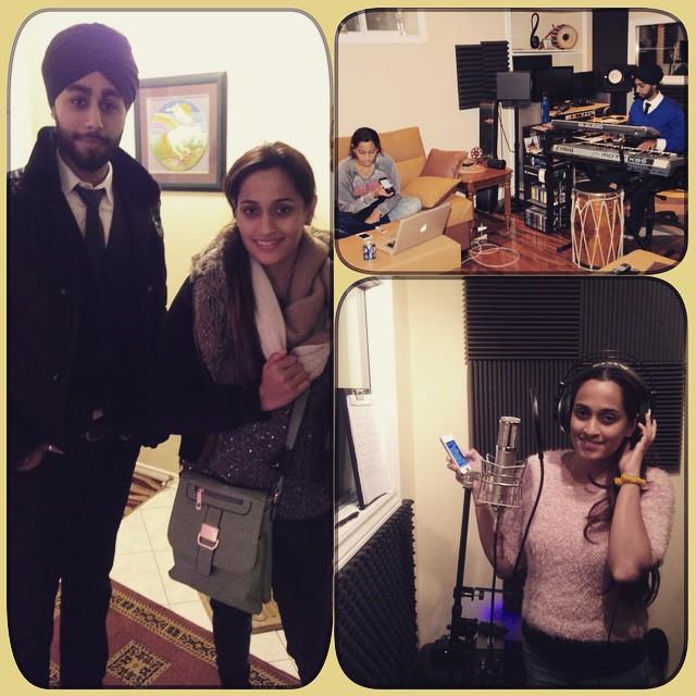 with Shweta Pandit - Toronto - 2014.jpg