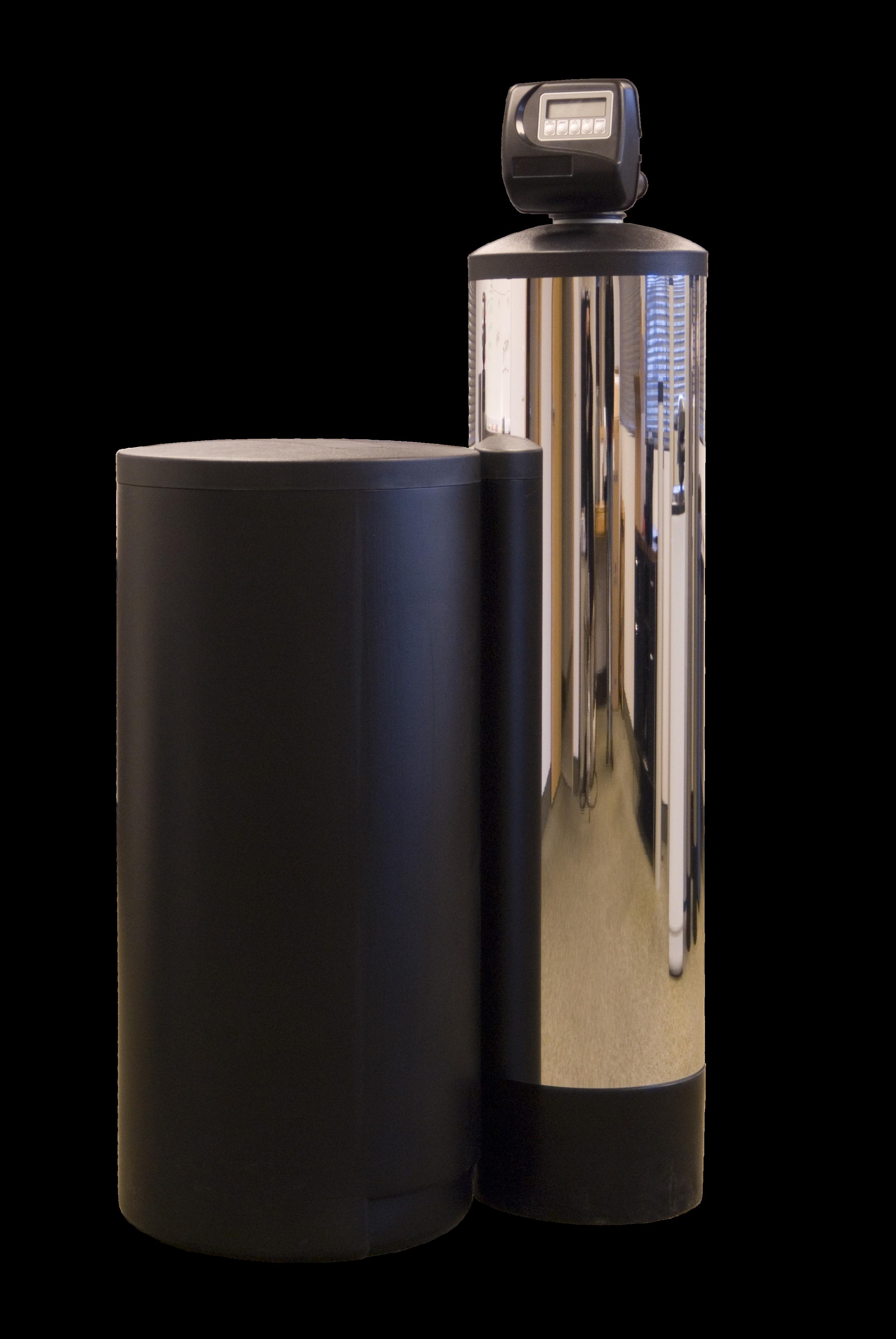 Expert silver FM water softener
