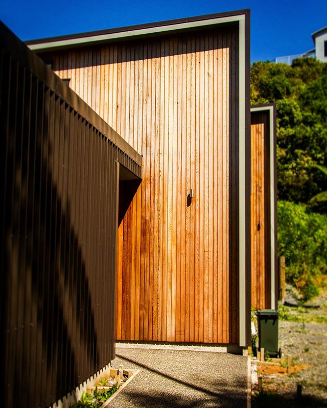 Belmont New House #WellingtonArchitecture #ResidentialArchitecture #TimberandSteel #Architecture #Wellington