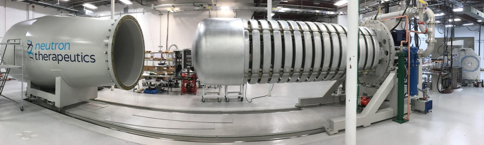 Proton Accelerator for BNCT