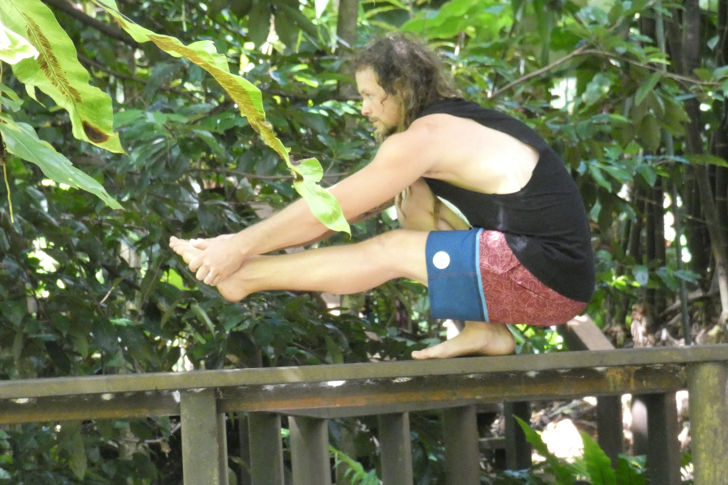 Jay Horton Returns to iHeartYoga for 1 day -