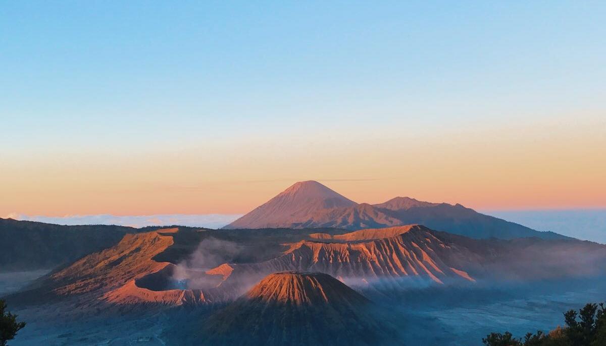 Mount Bromo, East Java - Indonesia