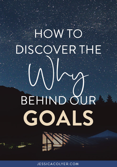 How to Discover the Big Why Behind Our Goals