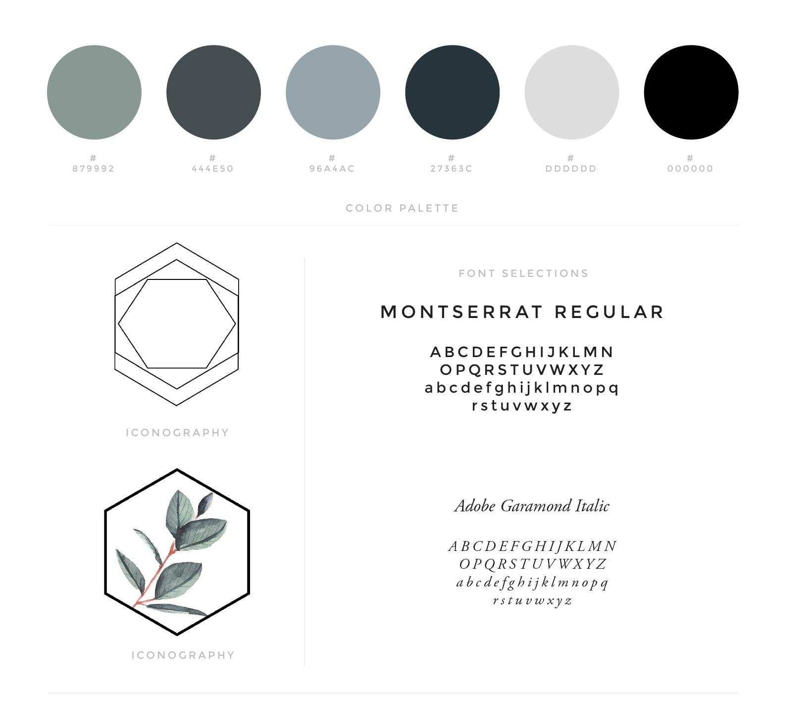 Branding | Jessica Colyer