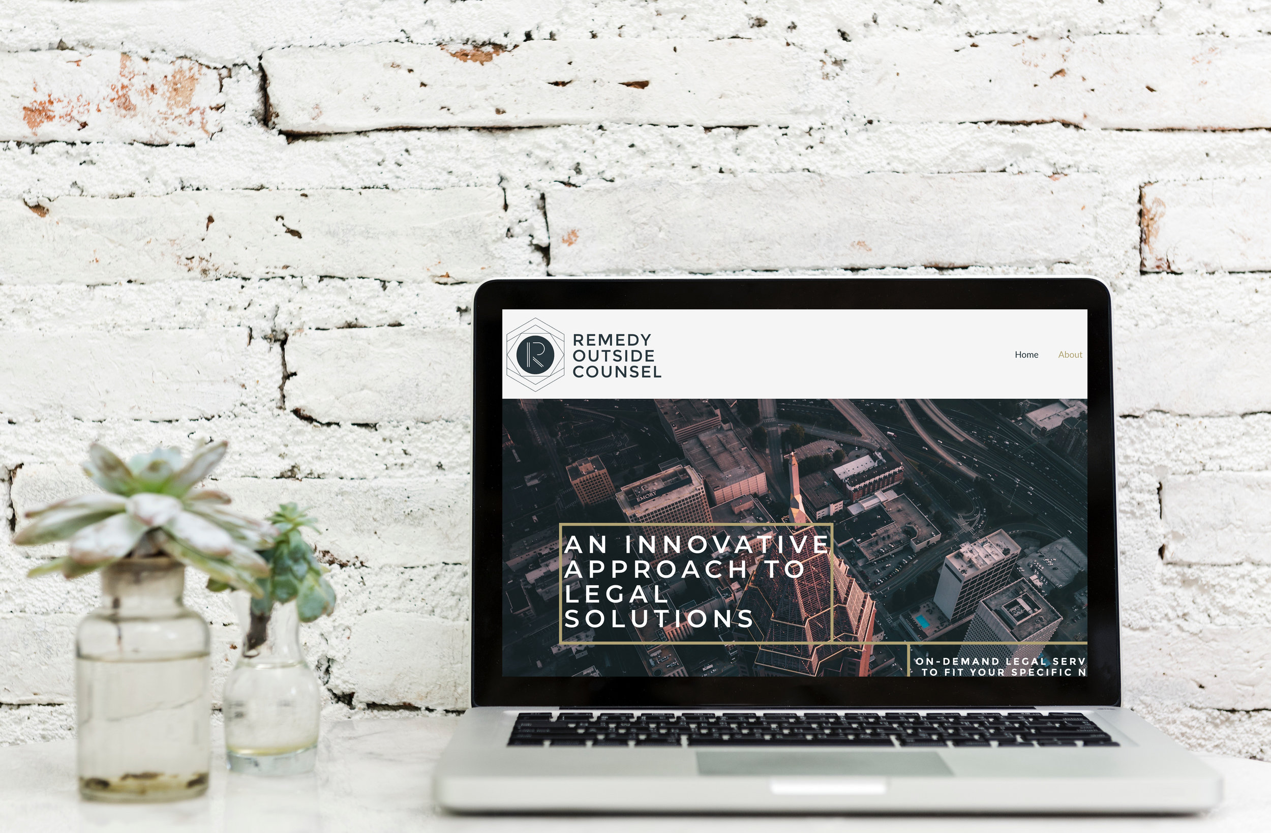 Two Week Web Design | Jessica Colyer