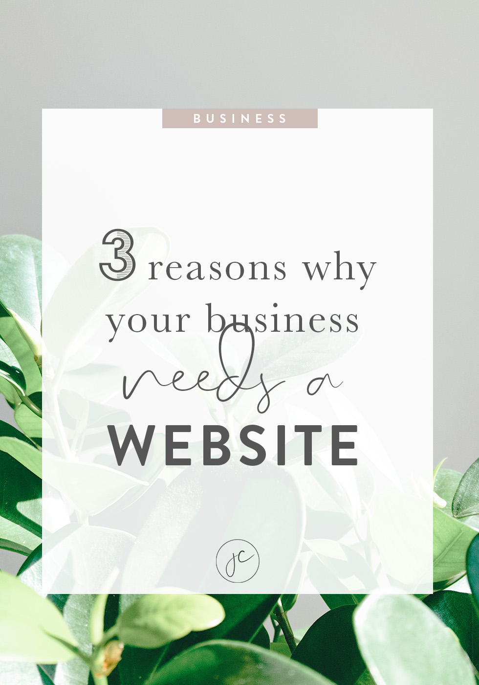 3 Reasons Why Your Business Needs a Website