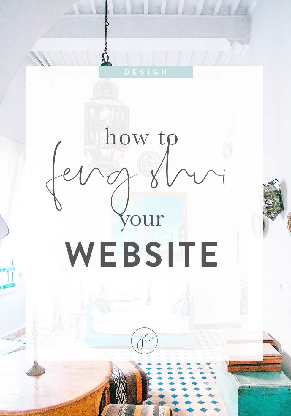How to Feng Shui Your Website