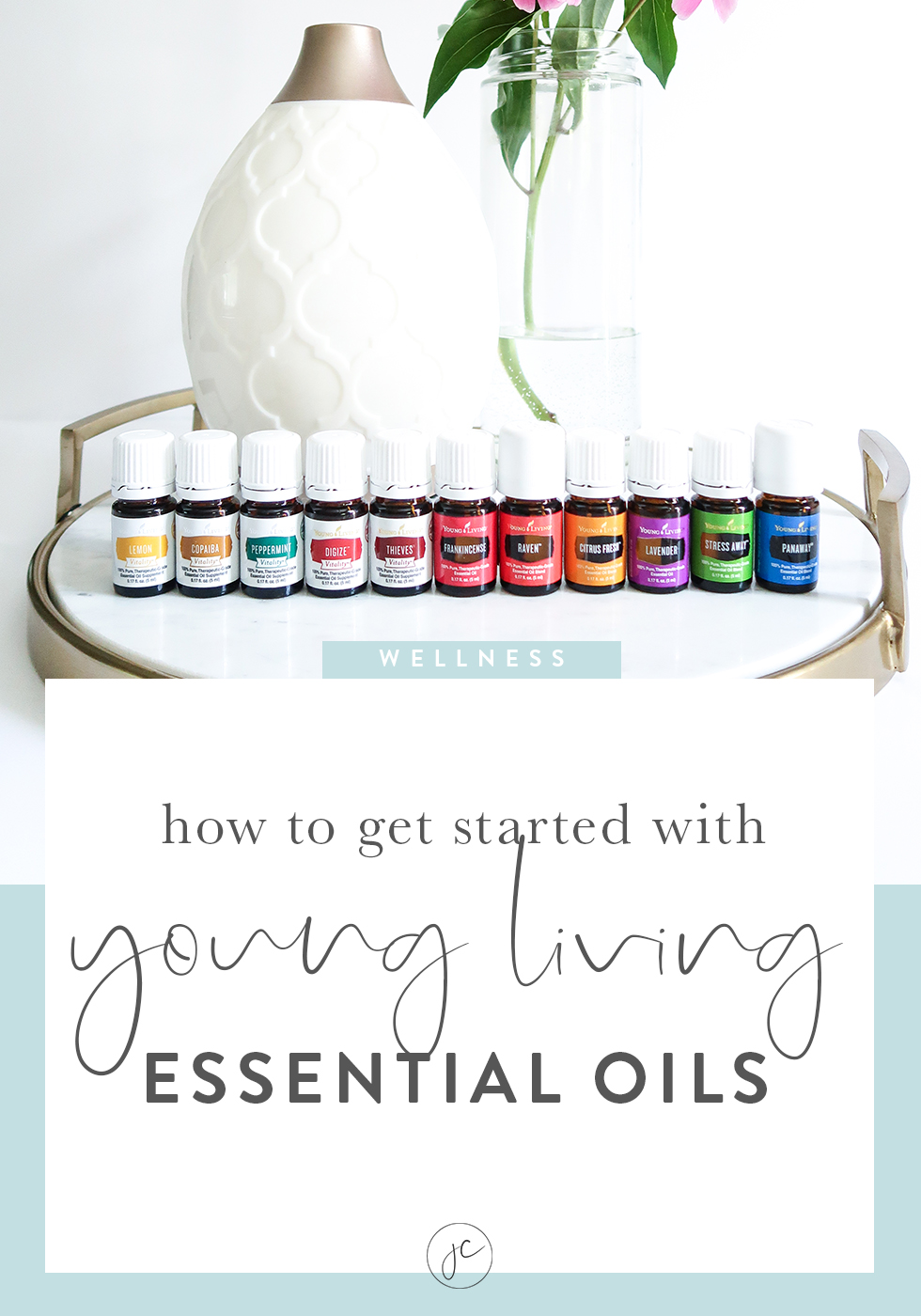 How to Get Started With Young Living Essential oils